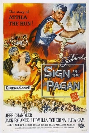 Sign of the Pagan (1954)