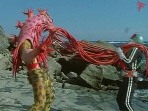 Kamen Rider Season 1 :Episode 84  Watch Out, Rider! Isoginjaguar's Hell Trap