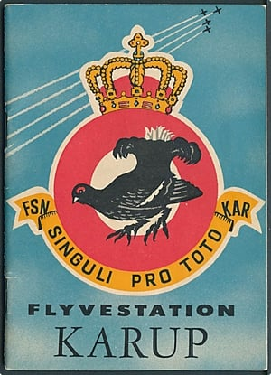 Flyvestation Karup