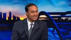 The Daily Show with Trevor Noah Season 20 :Episode 14  Joaquin Castro