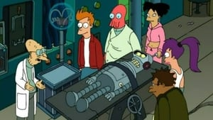 Capture Futurama Saison 4 épisode 3 streaming