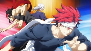 Food Wars! Season 2 :Episode 9  The Sword That Announces Fall