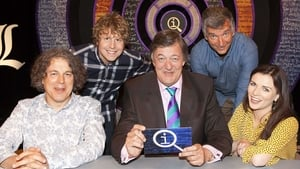 QI Season 12 :Episode 8  Lovely