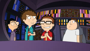 American Dad! Season 10 : I Ain't No Holodeck Boy
