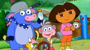Dora the Explorer Season 3 :Episode 15  Journey to the Purple Planet