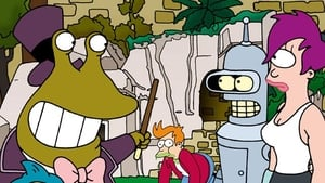 Capture Futurama Saison 2 épisode 4 streaming