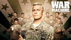 War Machine (2017) DVDRip Full Hindi Dubbed Movie Watch Online