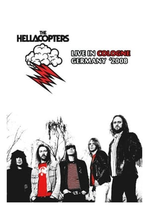Hellacopters Live in Cologne, Germany 2008