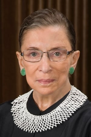 Photo of Ruth Bader Ginsburg