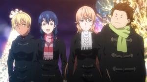 Food Wars! Shokugeki no Soma Season 3 :Episode 15  Jeanne d'Arc Rising