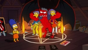 The Simpsons Season 24 :Episode 2  Treehouse of Horror XXIII