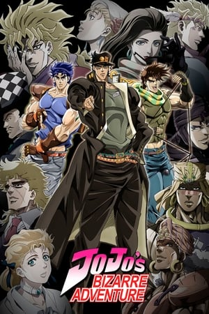 Watch JoJo's Bizarre Adventure Full Movie