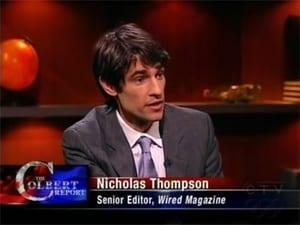 Nicholas Thompson