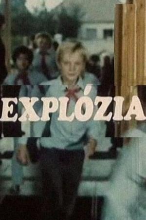 Explózia
