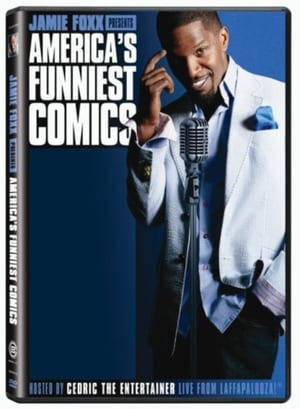 Jamie Foxx presents: America's Funniest Comics: Vol. 1 (2007)