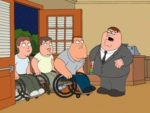 Family Guy Season 5 : No Meals on Wheels