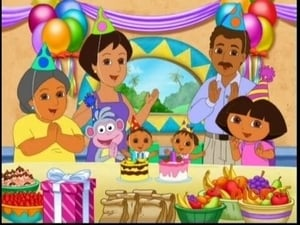 Dora the Explorer Season 6 :Episode 2  Happy Birthday, Super Babies!