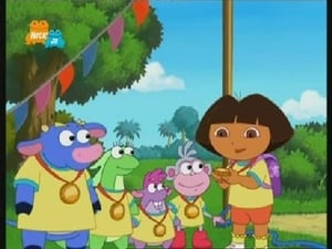 Dora the Explorer Season 4 :Episode 12  We're a Team