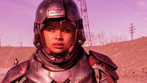 The Expanse Season 2 :Episode 1  Safe