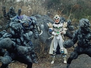 Super Sentai Season 14 :Episode 45  Into the Enemy Base