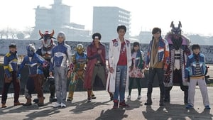Super Sentai Season 41 :Episode 46  The Interval Between Hope and Despair