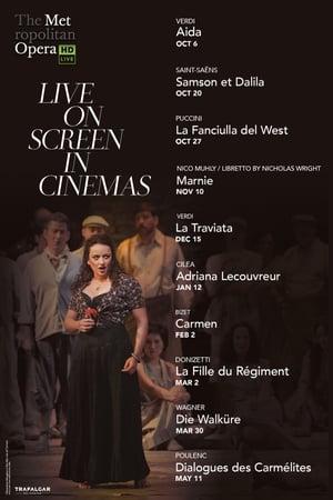 Samson et Dalila - Met Opera Live (2018)