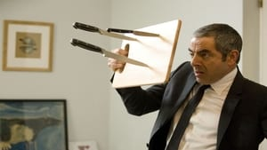 Capture of Johnny English