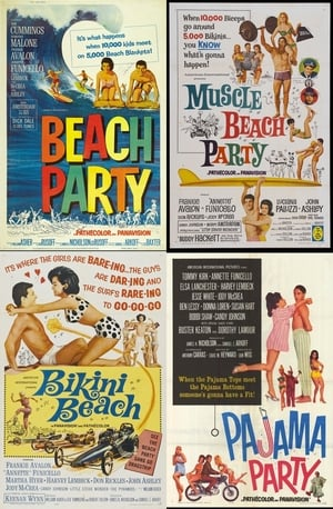 beach-party-movies poster