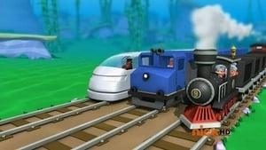 Triple Track Train Race!
