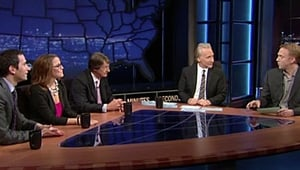 Real Time with Bill Maher Season 8 : October 08, 2010