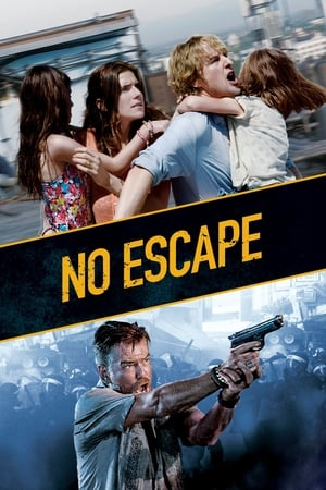 No Escape (2015) in english with english subtitles