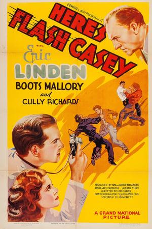 Here's Flash Casey (1938)