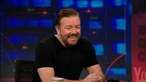 The Daily Show with Trevor Noah Season 18 : Ricky Gervais