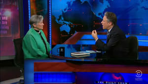 The Daily Show with Trevor Noah Season 16 :Episode 32  Diane Ravitch