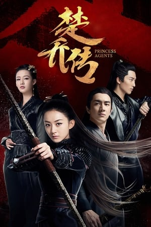 Watch Princess Agents Full Movie