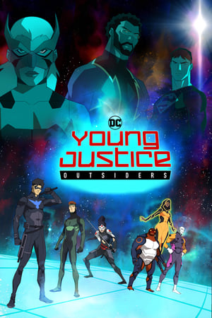 Young Justice Season 3 Episode 6