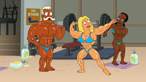American Dad! Season 15 :Episode 13  One-Woman Swole