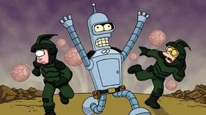 Capture Futurama Saison 3 épisode 2 streaming