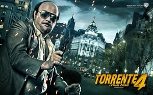Captura de Torrente 4: Crisis Letal