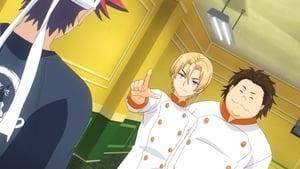Food Wars! Shokugeki no Soma Season 1 :Episode 9  The Breading to Adorn the Mountains