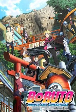 Boruto: Naruto Next Generations Sezonul 1 Episodul 185