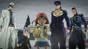 JoJo's Bizarre Adventure Season 3 :Episode 36  Another One Bites the Dust, Part 2