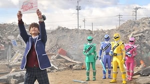 Super Sentai Season 44 :Episode 1  The Mashin are Born!