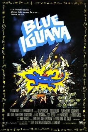The Blue Iguana