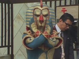 Kamen Rider Season 1 :Episode 36  Resurrected Mummy Monster, Egyptus