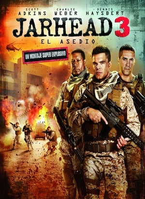 Captura de Jarhead 3: El Asedio Pelicula Completa Online 2016