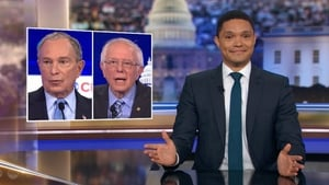 The Daily Show with Trevor Noah Season 25 :Episode 65  February Democratic Debate Special