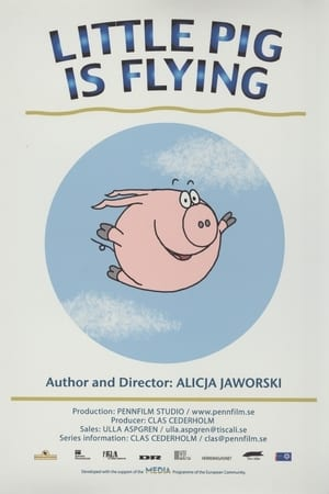 Lilla grisen flyger