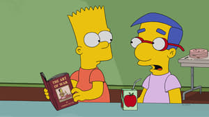 The Simpsons Season 29 : No Good Read Goes Unpunished