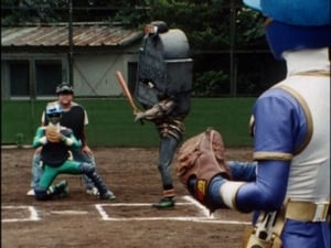 Super Sentai Season 17 : The 3 Stooges' Super Baseball!!